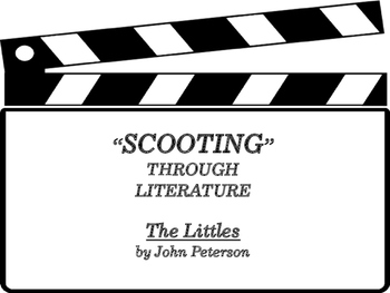 The Littles by John Peterson SCOOT GAME