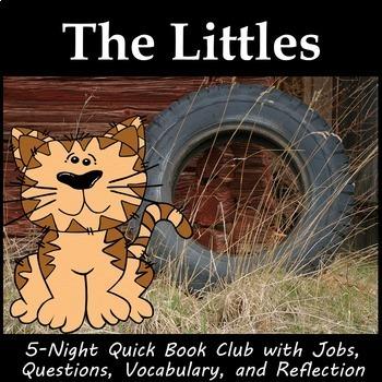 The Littles - Book Club