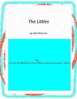 The Littles Literature and Grammar Unit