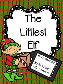 """""""The Littlest Elf"""" Accountable Talk Unit"""
