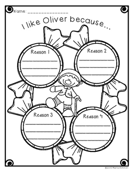 Unit Based On The Book: THE LITTLEST ELF, By Brandi Dougherty