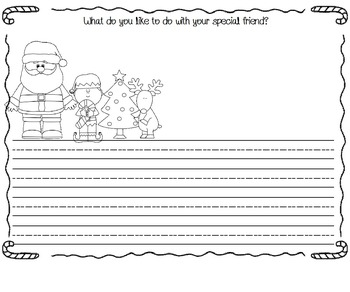 The Littlest Elf Writing Prompt