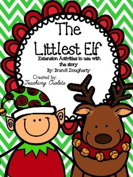 The Littlest Elf by Dougherty - Literature Unit