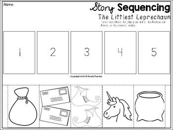 The Littlest Leprechaun Book Study