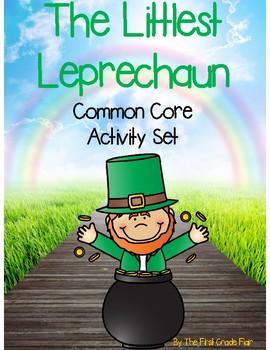 The Littlest Leprechaun Common Core Unit