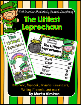 Unit Based on the Book THE LITTLEST LEPRECHAUN By Brandi D