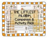 """The Littlest Pilgrim"" Companion / Activity Pack Thanksgiving Sequencing Speech"