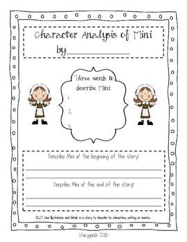 The Littlest Pilgrim mini unit
