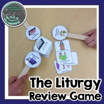 The Liturgy: Review Game