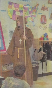 The Living History of Father Serra, Founder of the California Missions- top sell
