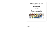 The Local Community - People Book FRENCH
