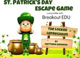 The Locked Leprechaun Breakout / Escape Game for Primary Grades