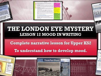 The London Eye Mystery - Lesson 12 - Creating mood in writing