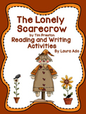 The Lonely Scarecrow Unit - Author's Message, Opinion Writing and Word Work