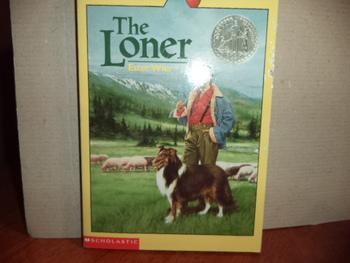 The Loner ISBN 0-590-44352-6