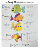 The Long Division Family Anchor Chart