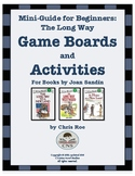 Mini-Guide for Beginners: The Long Way Game Boards and Activities