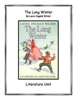 The Long Winter Literature Unit