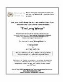 The Long Winter Short Story Unit