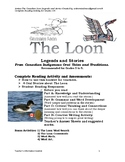 The Loon Legends and Stories From Canadian Indigenous Oral