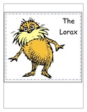The Lorax, A Fun Earth Day Companion