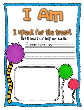 Worksheets The Lorax Worksheet the lorax activities by teacher coach teachers pay activities