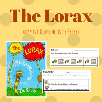 The Lorax Adaptive Novel Activities