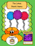 The Lorax Board Game - Perfect for Earth Day or Dr. Seuss