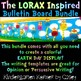 The Lorax Bulletin Board Bundle -Craft and Writing Templates Earth Day K 1 2 3 4
