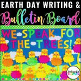 EARTH DAY Bulletin Board The Lorax Companion Lesson - Craft Writing Templates