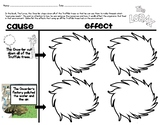 The Lorax Cause and Effect - Environmental Changes Science
