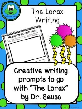 The Lorax Creative Writing