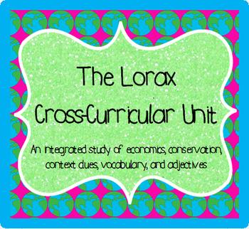 The Lorax Cross-Curricular Unit