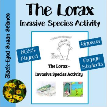 The Lorax- Invasive Species Activity