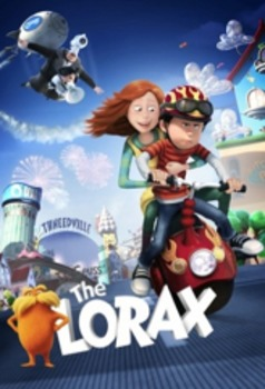 The Lorax Movie (2012) - Gathering Dystopian Evidence