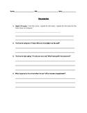 The Lorax Quiz