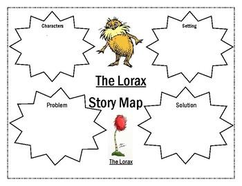 The Lorax Reader's Response Activities