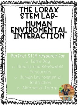 The Lorax STEM Lab- HEI and Earth Day