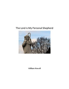 The Lord Is My Personal Shepherd