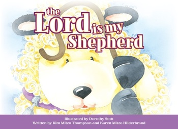 The Lord Is My Sheperd Read-Along eBook & Audio Track