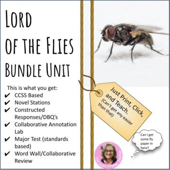 Lord of the Flies: Bundle Unit: 20% savings