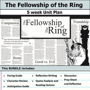 The Lord of the Rings - The Fellowship of the Ring Unit Bundle