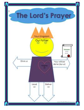 The Lord's Prayer Man