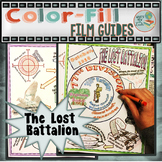 The Lost Battalion Color-Fill Film Guide Doodle Notes