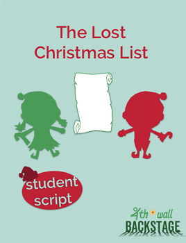 The Lost Christmas List - Student Script