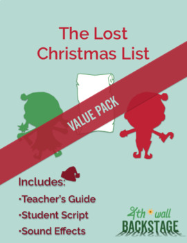 The Lost Christmas List - Value Pack
