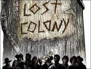 The Lost Colony Voicethread