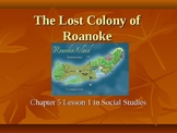 The Lost Colony of Roanoke PowerPoint