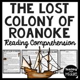 the lost colony of roanoke teaching resources teachers pay teachers. Black Bedroom Furniture Sets. Home Design Ideas