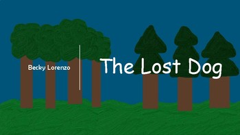 The Lost Dog (story and vocabulary cards)